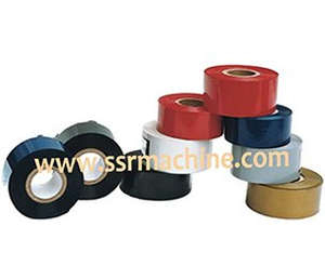 Printer tape Ribbon for Hot stamping Date printer lot coder coding machine