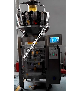 High speed combined Weight Packing machine (2 in one)