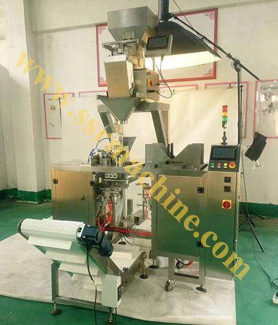 1 Head Bucket Weigher doybag packing solution.jpg