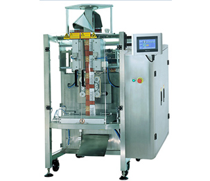 quad seal block bottom packing machine