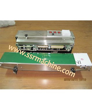high quality thick/PE/PP material plastic bags sealing machine
