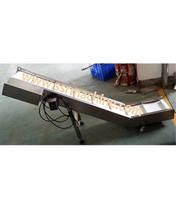 Food grade Output Conveyor / Take away Chain Conveyor